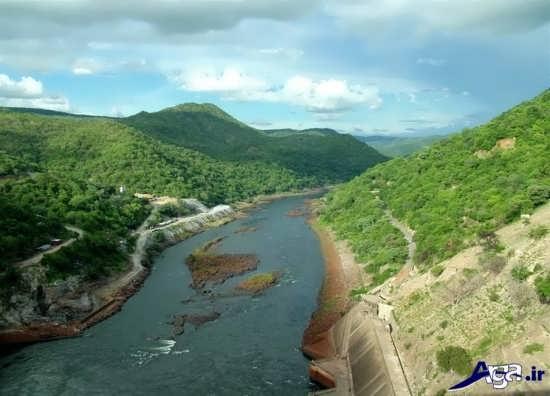 عکس رودخانه های زیبا در سراسر جهان