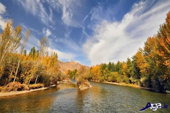 عکس های زیبا از رودخانه ها