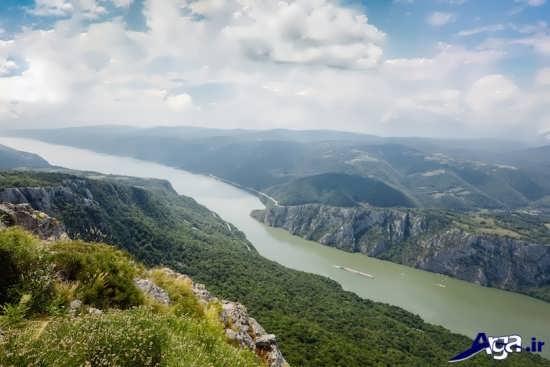 عکس رودخانه های زیبا و معروف