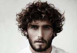 مدل موی فر مردانه کوتاه و بلند