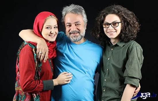 عکس فرزندان حسن جوهرچی