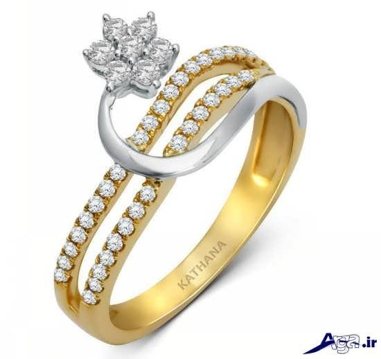 مدل جدید حلقه عروسی