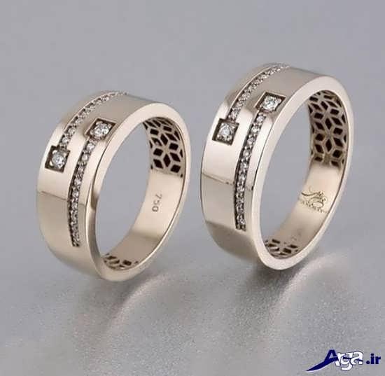قیمت جدیدترین مدل حلقه ازدواج ست