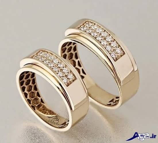 حلقه های ازدواج مردانه و زنانه