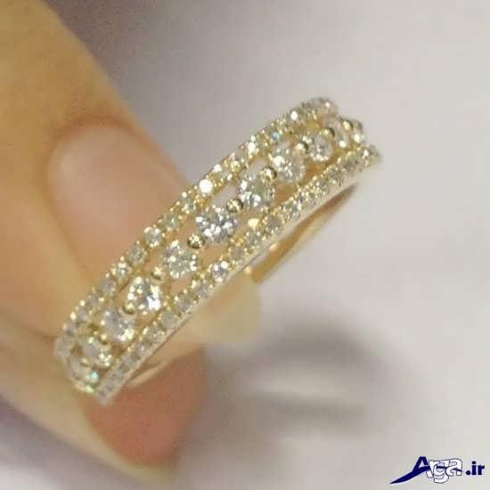 حلقه های ازدواج زنانه زیبا