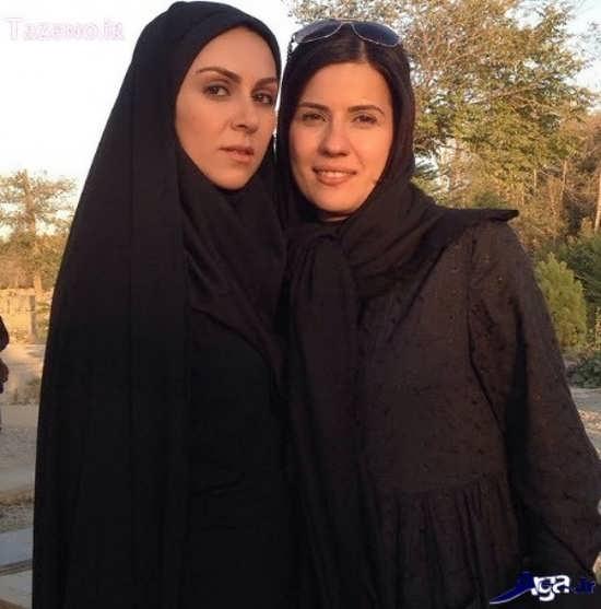 بیوگرافی سارا بهرامی بازیگر سریال پرده نشین