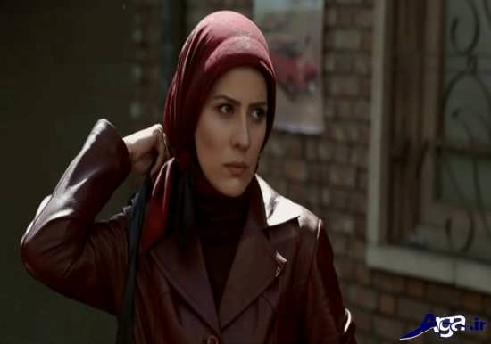سارا بهرامی در فیلم پروانه