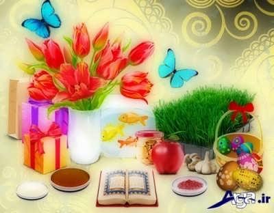 شعر زیبا عید نوروز برای کودکان