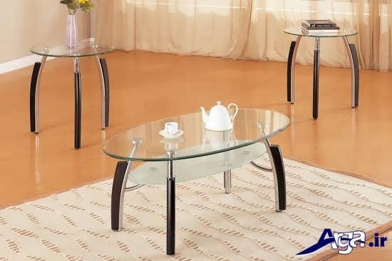 مدل میز عسلی با طرح شیک و زیبا