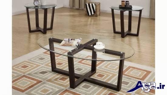 میز عسلی با طرح شیک