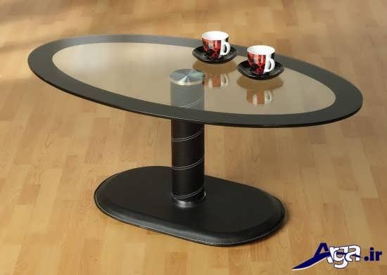 میز عسلی با طرح شیک و جذاب
