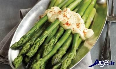 کاهش کلسترول از خواص مارچوبه است