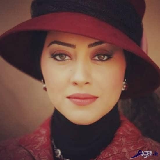 عکس بهاره کیان افشار در سریال کلاه پهلوی