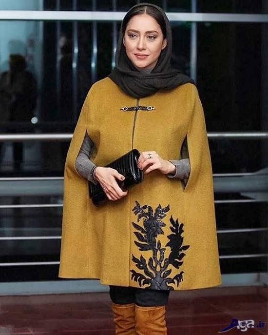 عکس بهاره افشار در سی و پنجمین جشنواره فجر