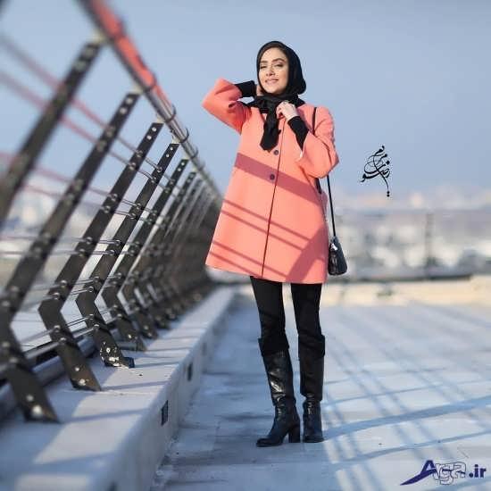 ژست های زیبای بهاره کیان افشار در عکس