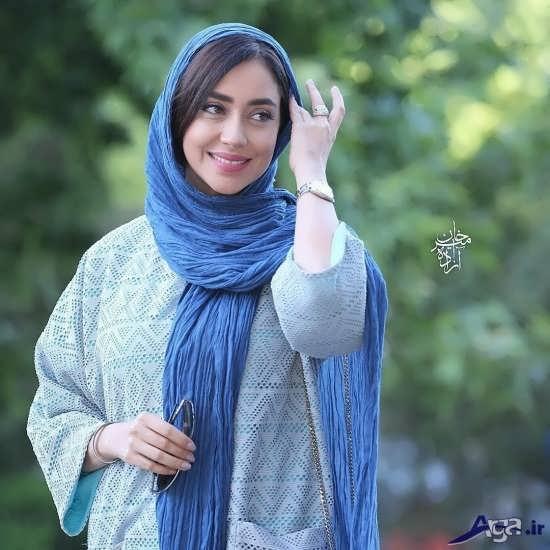 عکس بهاره کیان افشار در اکران خصوصی فیلم بارکد