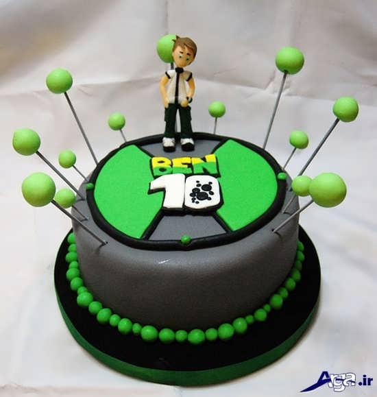 مدل کیک پسرانه