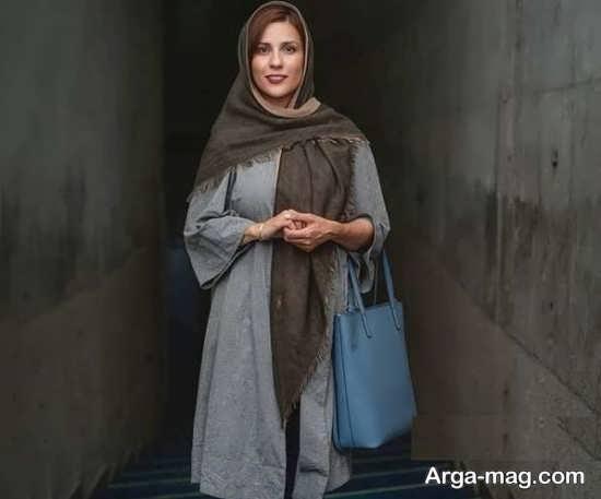 عکس های جدید سارا بهرامی و زندگینامه وی