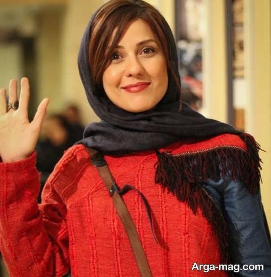 تصاویر قشنگ سارا بهرامی و زندگینامه وی