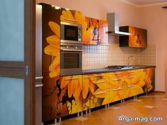 دیزاین درب کابینت با با ایده های جذاب