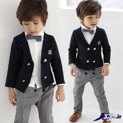 مدل لباس بچه گانه پسرانه مجلسی