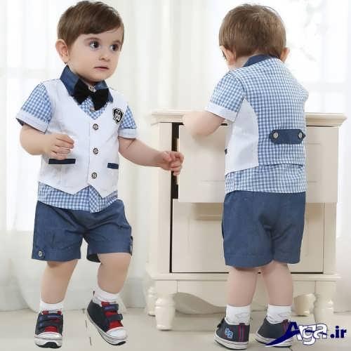 مدل شیک و جذاب لباس بچه گانه پسرانه