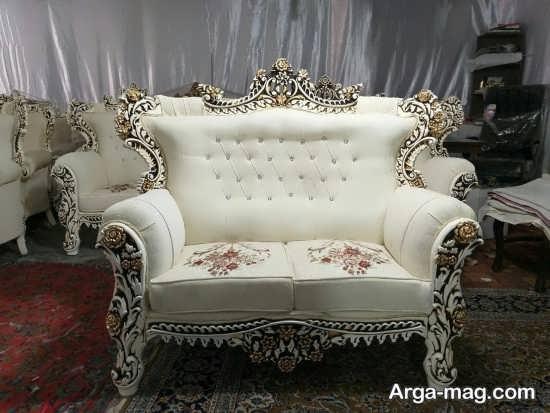 مدل مبل کلاسیک سلطنتی