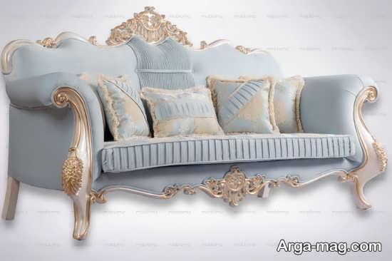 مدل زیبای مبلمان کلاسیک