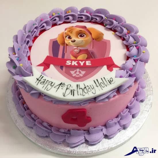 عکس کیک تولد کودک