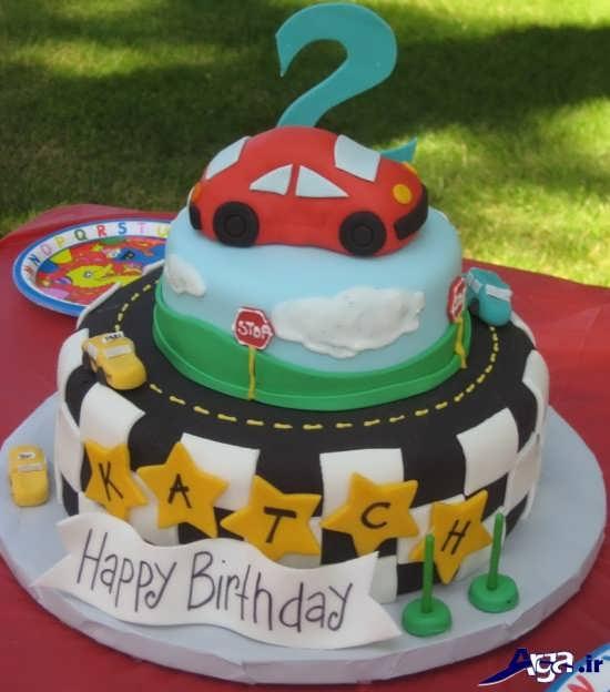 کیک تولد کودک جدید