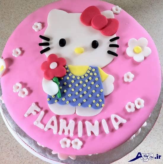 عکس کیک تولد کودکانه