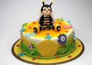 تزیین کیک تولد کودک