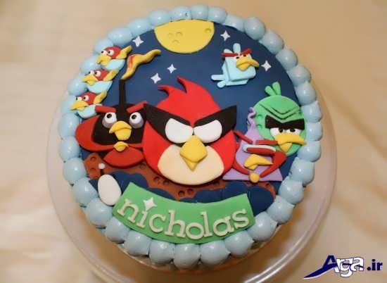 تزیین کیک با ایده های جدید