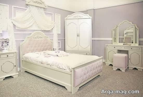 تزیینات جذاب اتاق خواب دخترانه