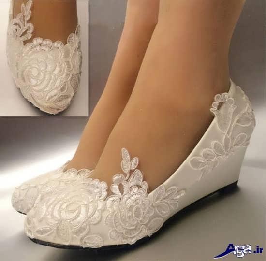 تزیین کفش با گیپور