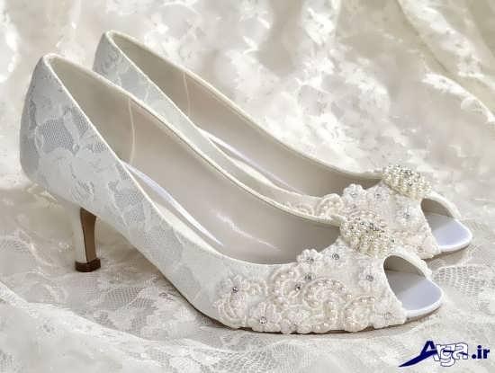 کفش جلوباز عروس