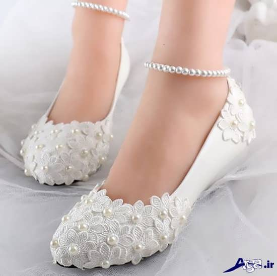 تزیین جدید کفش عروس