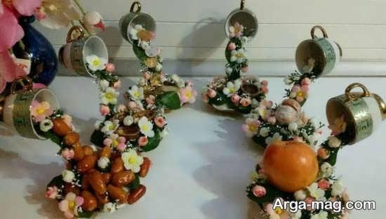 تزئین سنجد هفت سین با ایده های متفاوت