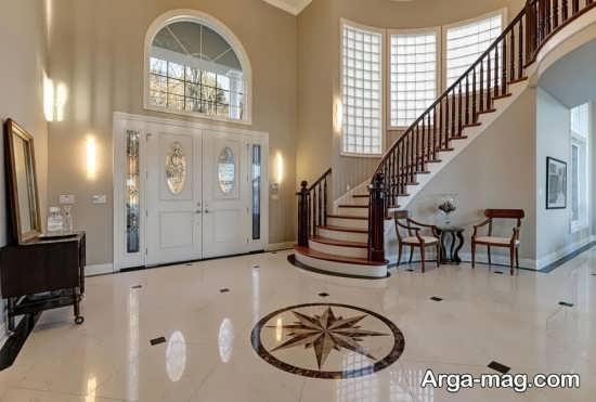 دکوراسیون خانه دوبلکس زیبا