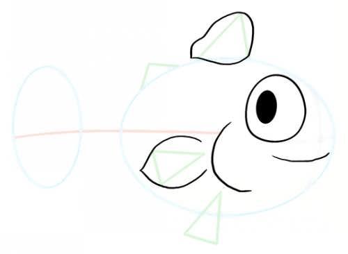آموزش نقاشی کارتونی