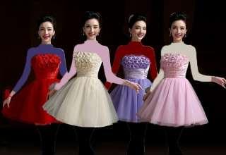 مدل لباس شب کره ای با جدیدترین طرح های مد سال