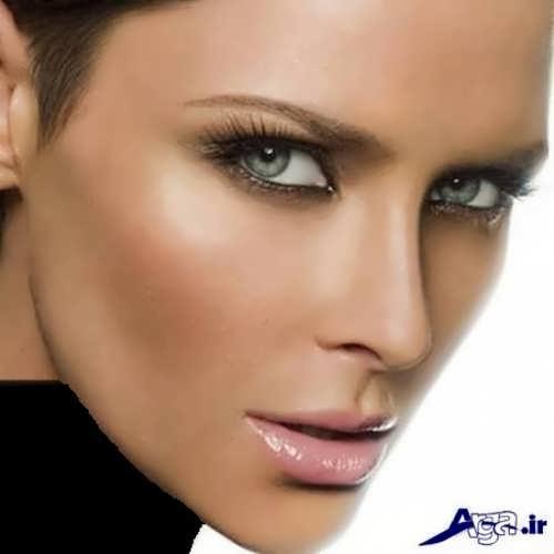 عکس مدل ریمل ابرو