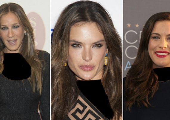 مدل ابرو برای صورت های کشیده و لاغر