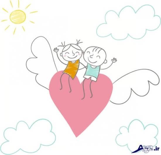 عکس جالب عاشقانه