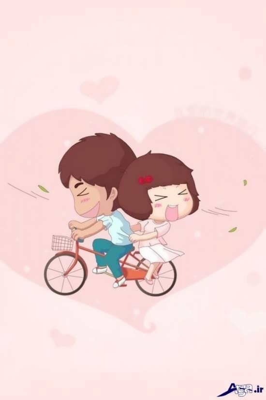عکس جالب و عاشقانه