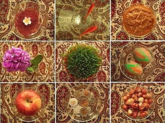 زیباترین عکس پروفایل عید نوروز