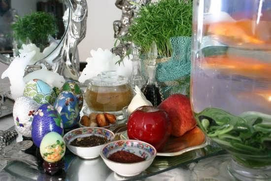 عکس زیبا برای پروفایل در ایام عید نوروز
