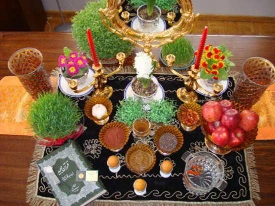عکس های زیبای عید نوروز برای پروفایل