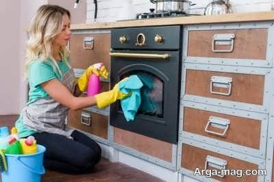 روشهای خانه تکانی