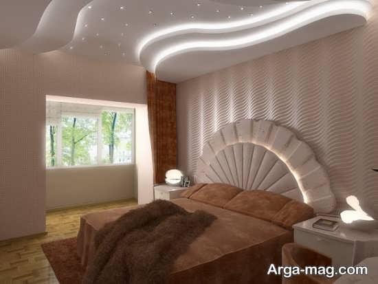 مدل های خاص کناف سقف اتاق